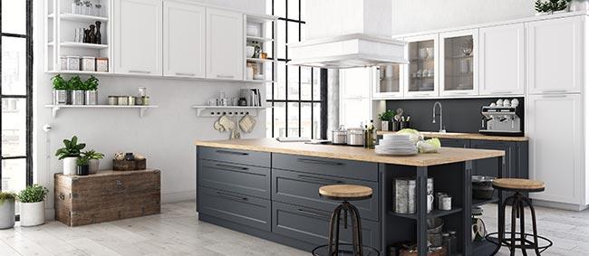 keuken renoveren Tielt